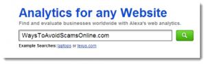 Alexa Domain Search