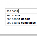 SEO Scam Companies - They Are Everywhere!