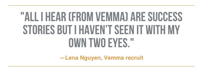 Vemma failure