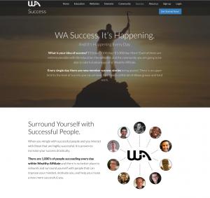 Wealthy Affiliate - Affiliate Marketing Training